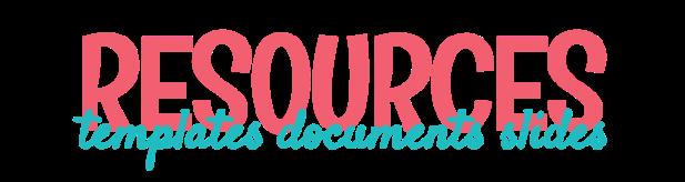 Blog - Resources Header