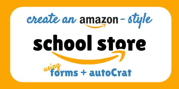 Amazon School Store