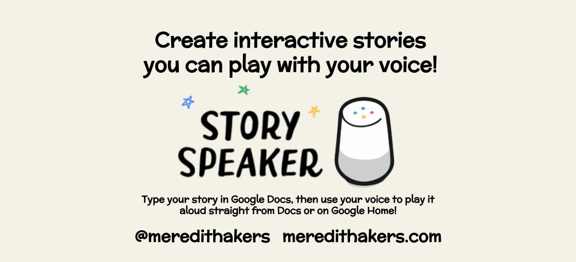 Story Speaker