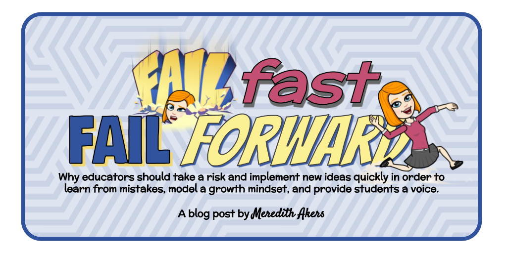 Fail Fast, Fail Forward