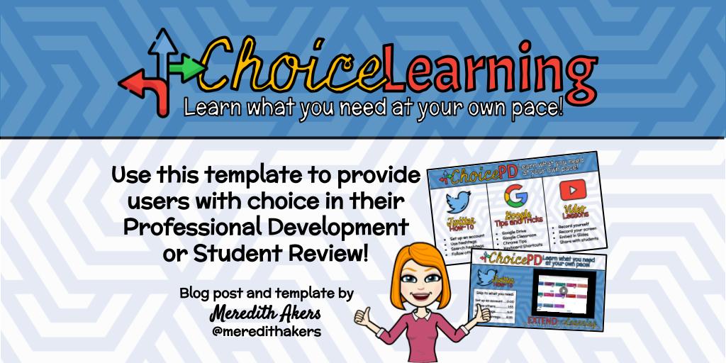 Choice Learning (1)