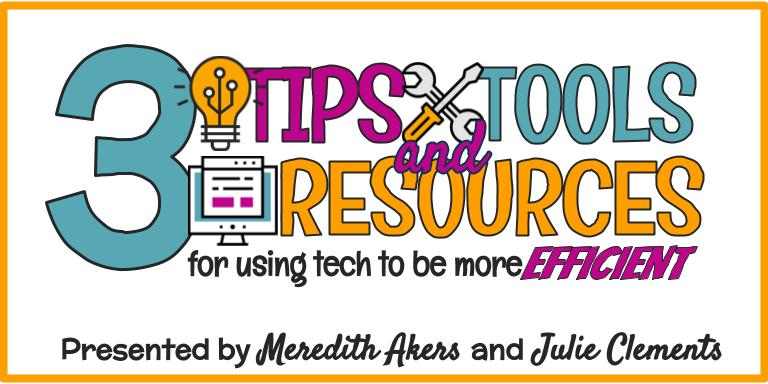 3 TIps, Tools, and Resources Graphic