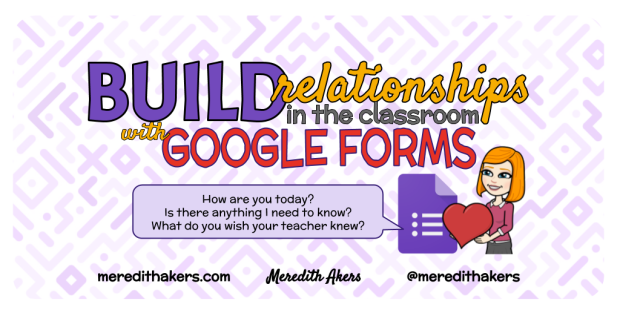 Build Relationships - Forms