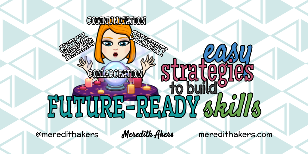 Easy Strategies to build Future Ready Skills
