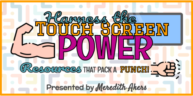 Touch Screen Power - Title