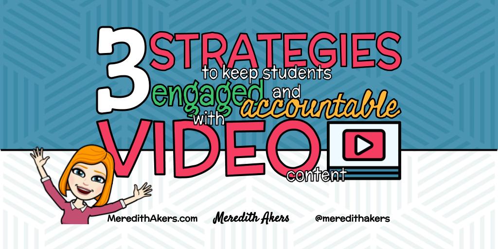 3 Strategies - Video