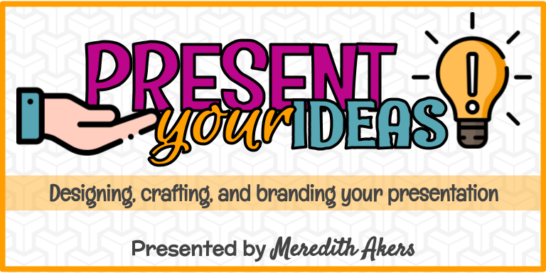 Present Your Ideas Graphic