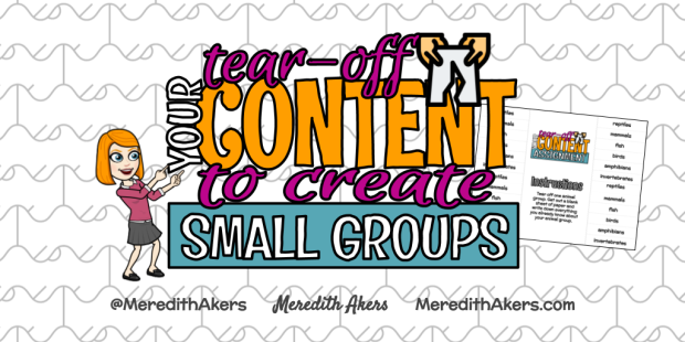 tear-off your content